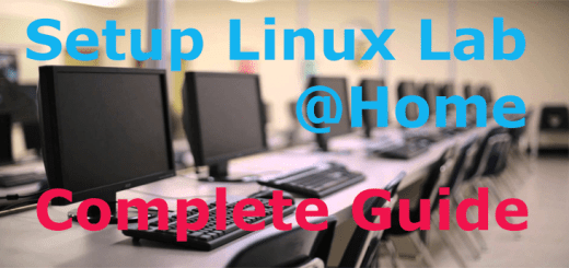 RHEL7 Set Up A Lab Is Not Rocket Science Linux Lab Set Up Your Own At Home