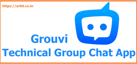 Grouvi Awesome Group Chat app Ultimate Replacement for Whatsapp
