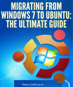 Migrating From Windows 7 To Ubuntu: The Ultimate GuideMigrating From Windows 7 To Ubuntu: The Ultimate Guide