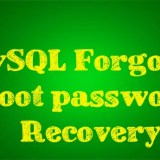Reset MySQL Forgotten root User Password