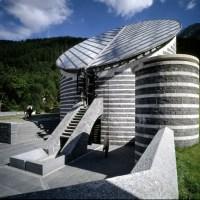 Mogno church | Mario Botta: the mountain guardian