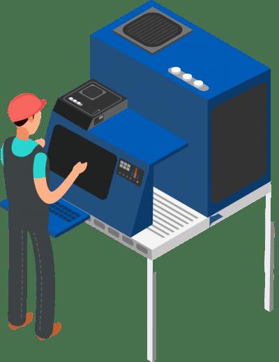 Conveyer belt operator 1 - Blue-02