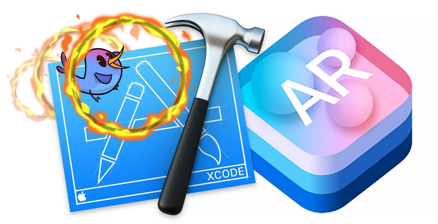 ARKit Lessons with Xcode 9 Sprite Kit