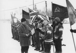 Isracing på Fyrvalla 1971