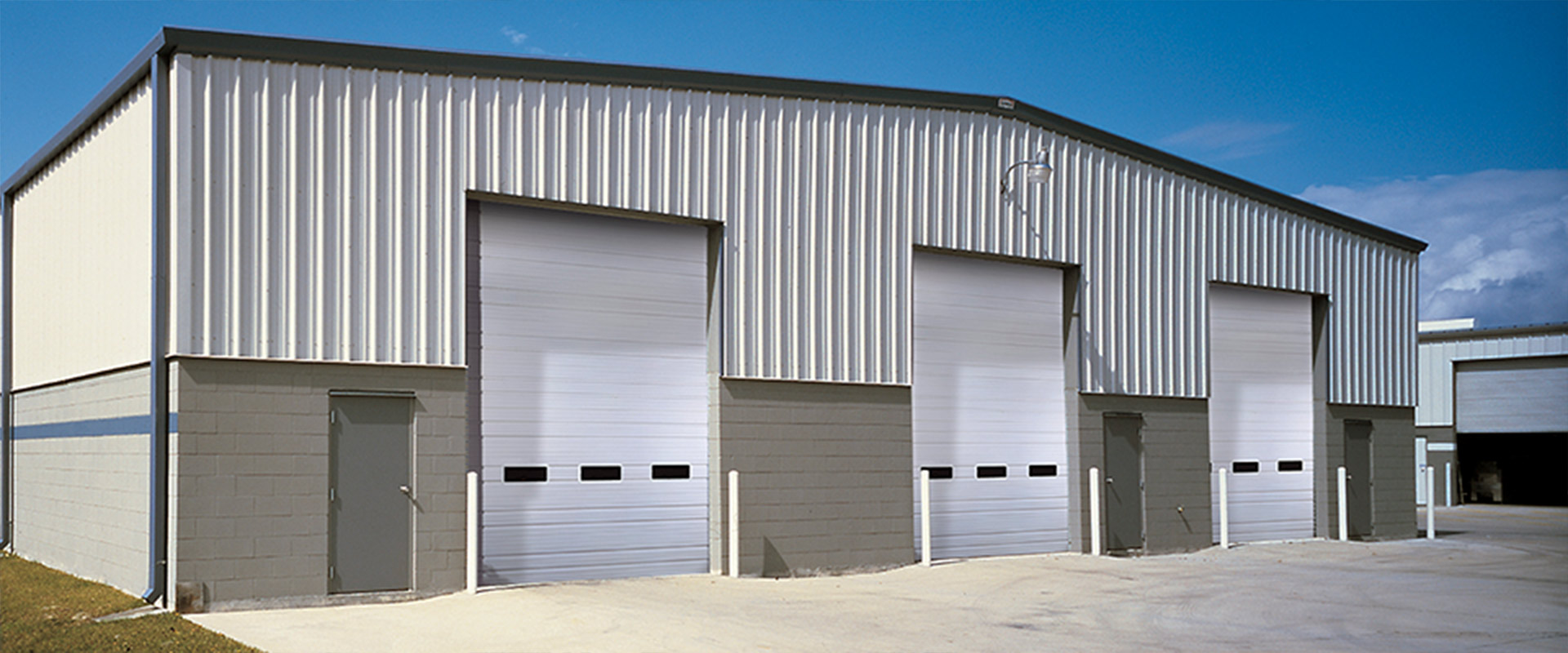 Garage Doors, Commercial Garage Door Installation & Repair