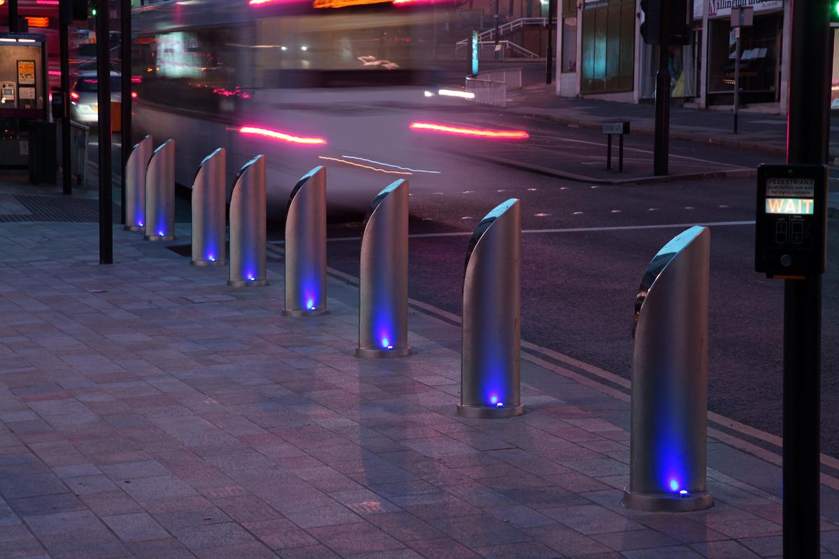 Decorative LED Bollard Lighting  Ark Lighting Ltd