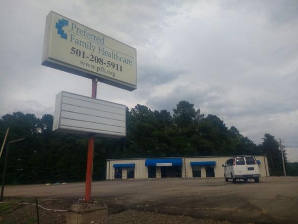 A Preferred Family Healthcare site in Morrilton