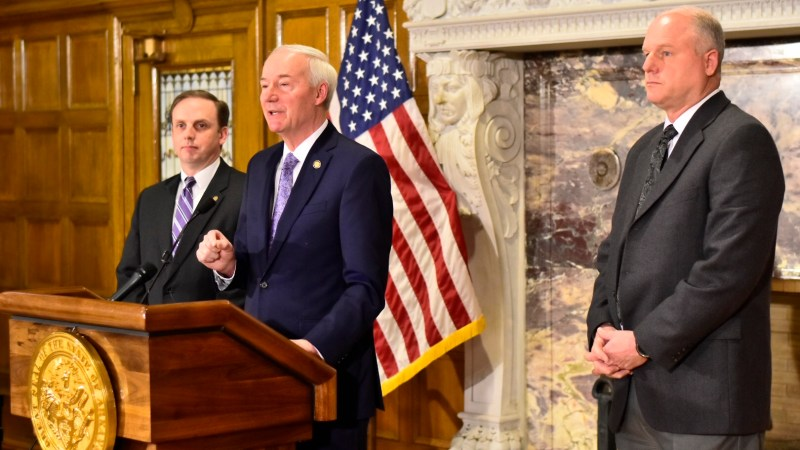 Governor to stick with Medicaid expansion despite adverse ruling on work requirement