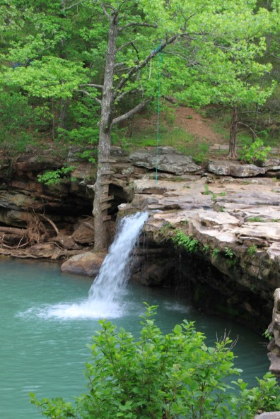 Falling Water Falls (Ozark Forest) photo