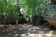 Petit Jean: Bear Cave Trail - .5mi photo