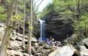 Petit Jean: Cedar Falls Trail – 2 mi (o&b) photo