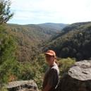 Hawksbill Crag (Whitaker Point) Trail (Ozark Forest) – 3 mi (o&b) photo