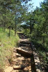 Devil's Den: Yellow Rock Trail - 3mi photo