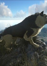 German Shepherd  ARKPaint  The Best Paint ARK Warpaint