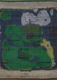 Ragnarok Resource Map : ragnarok, resource, Volcano, Resource, Maping, Resources