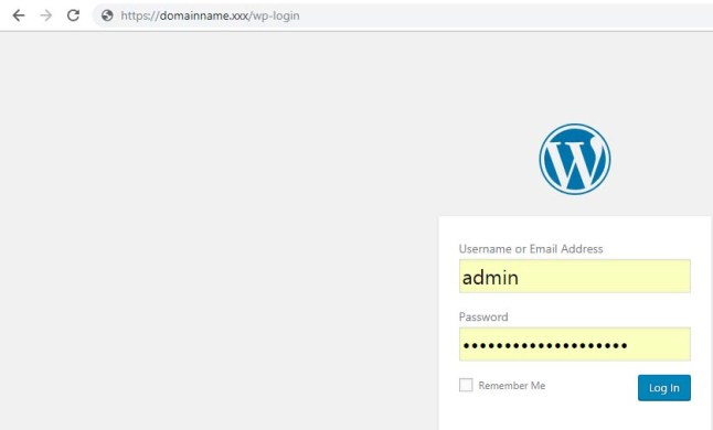 Hide and Secure you WordPress
