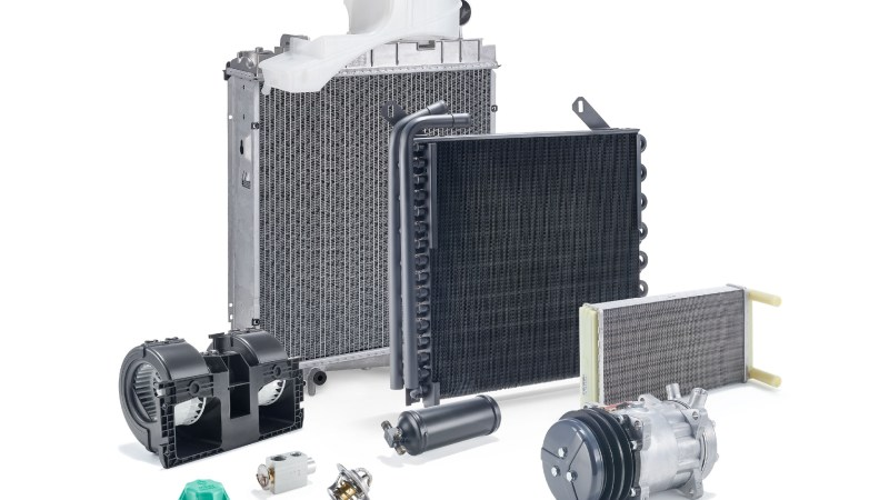 Thermal management: MAHLE Aftermarket ready for sales launch in January