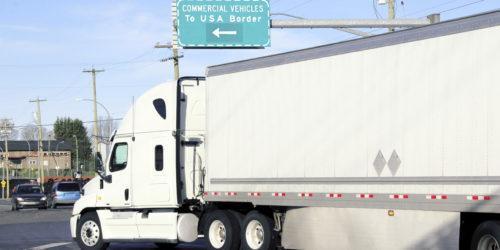 International truckload shipping