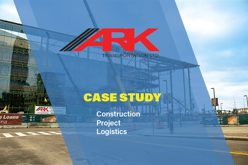 Construction Project Case Study for Logistics and Supply Chain