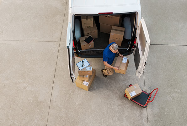 Nationwide Parcel Shipping for D2C Brands