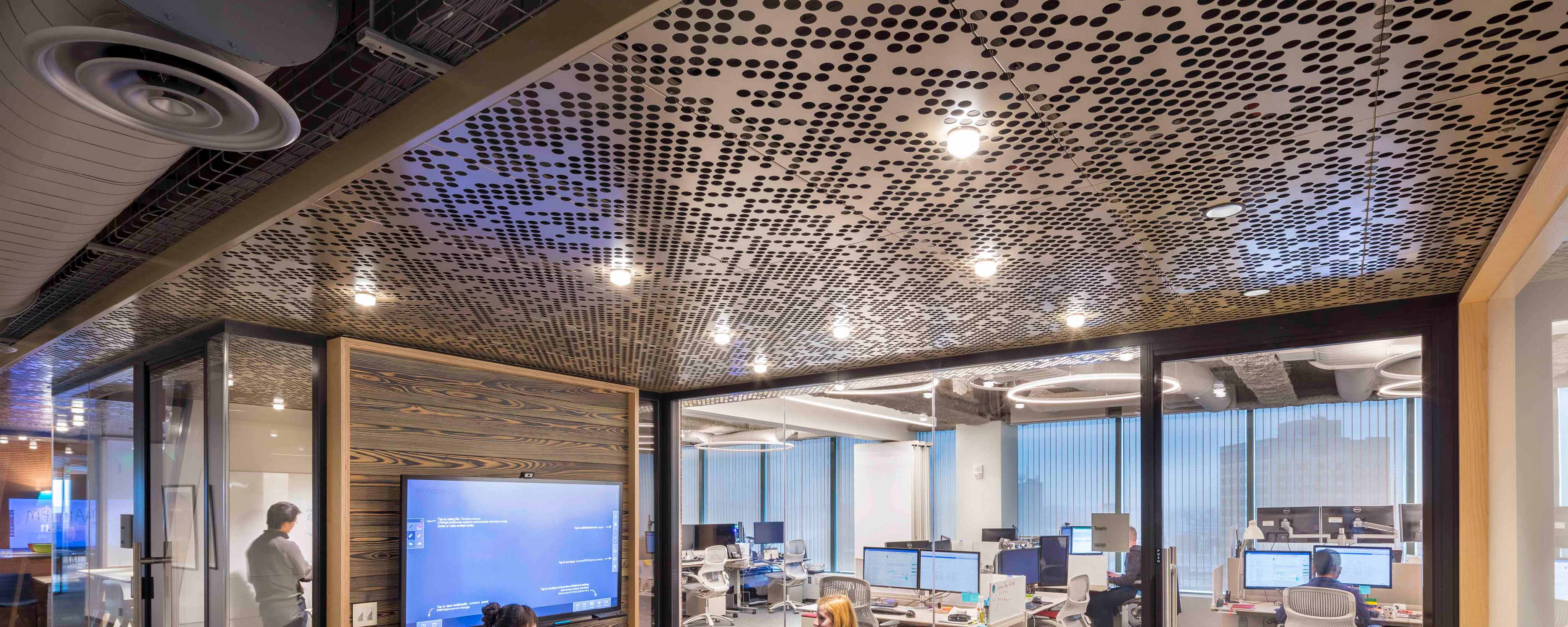 commercial kitchen ceiling tiles diy cabinet artistic suspended for