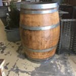 Full size wine and whiskey barrels. From £129 reclamation water butt vintage old wine whiskey barrels