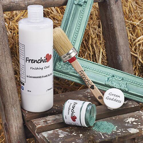 Green Goddess Frensheen Frenchic paints