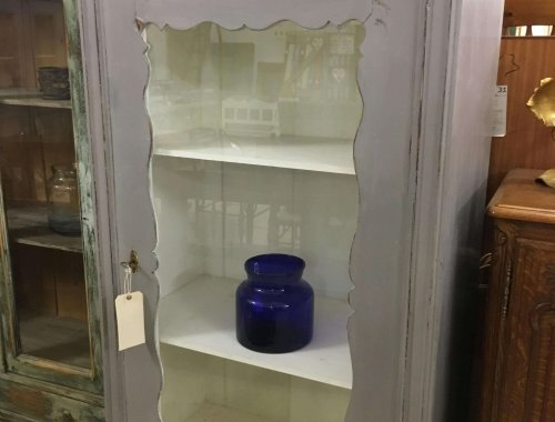 Painted Cabinet french