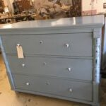 Large French chest of draerws, original vintage.
