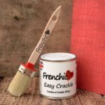 Frenchic paint easy crackle glaze