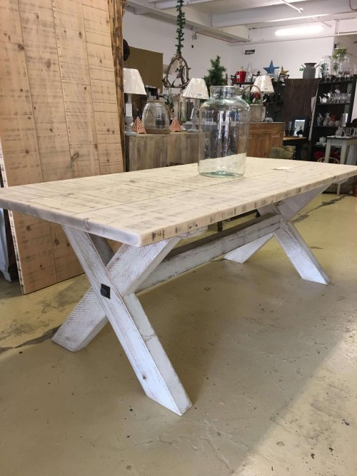 Dining Tables We have lots of different designs in stock right now from 150cm -3m!