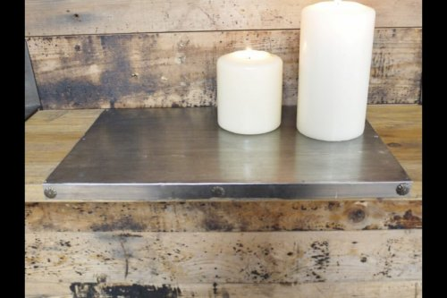 Industrial Style Shelves from arkvintage. Made from wood and metal shelf shelving storage vintage arkvintage camberley surrey