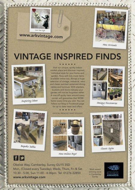 Arkvintage In Surrey Life vintage antique camberley surrey