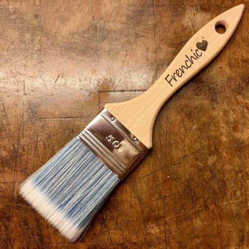 Flat Brush 50mm Frenchic paint brush paint finishes