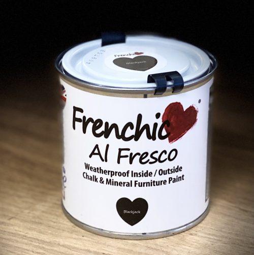 Frenchic black jack dinky 250ml arkvintage paint diy surrey p&p buy now online