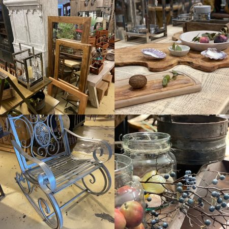 Vintage discoveries for home and garden love your style!