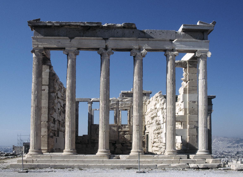 Orden Corintio - Erecteion - Atenas - 407 AC