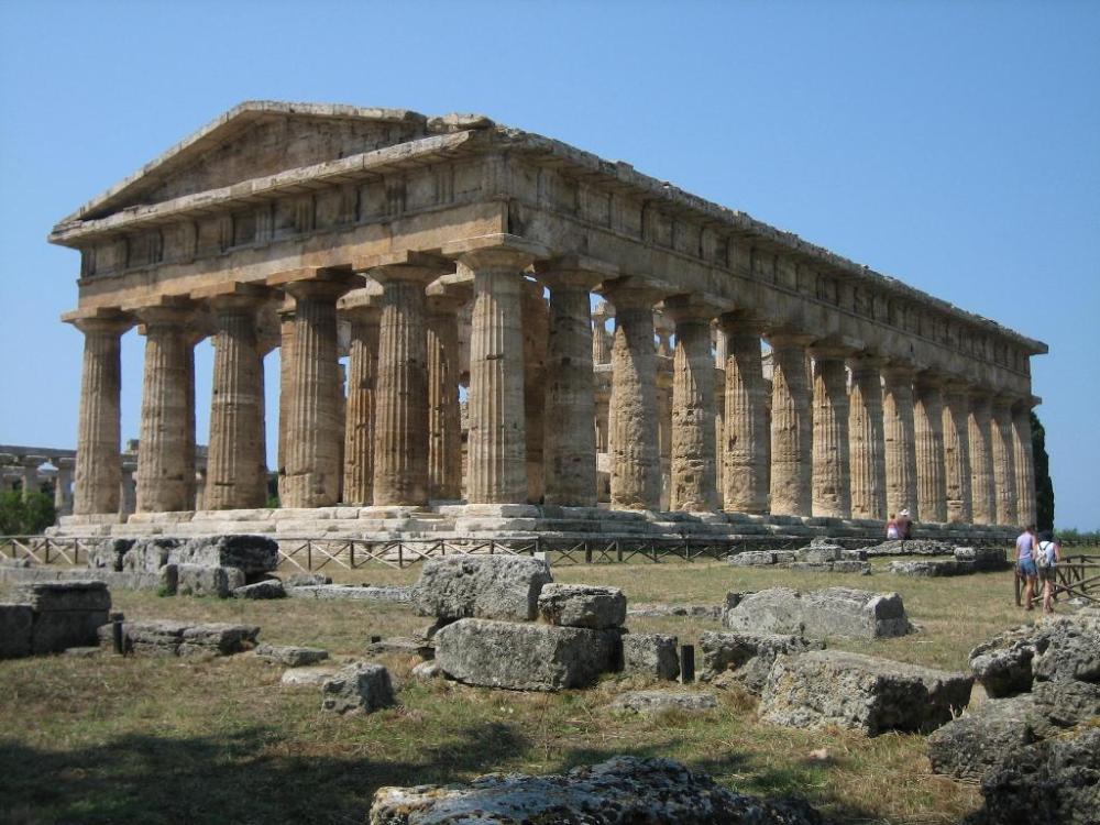 Arquitectura griega I - El orden como meme (1/6)