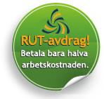 nyttja RUT avdrag i Umeå