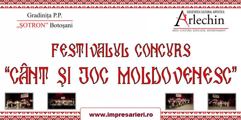 cant si joc moldovenesc