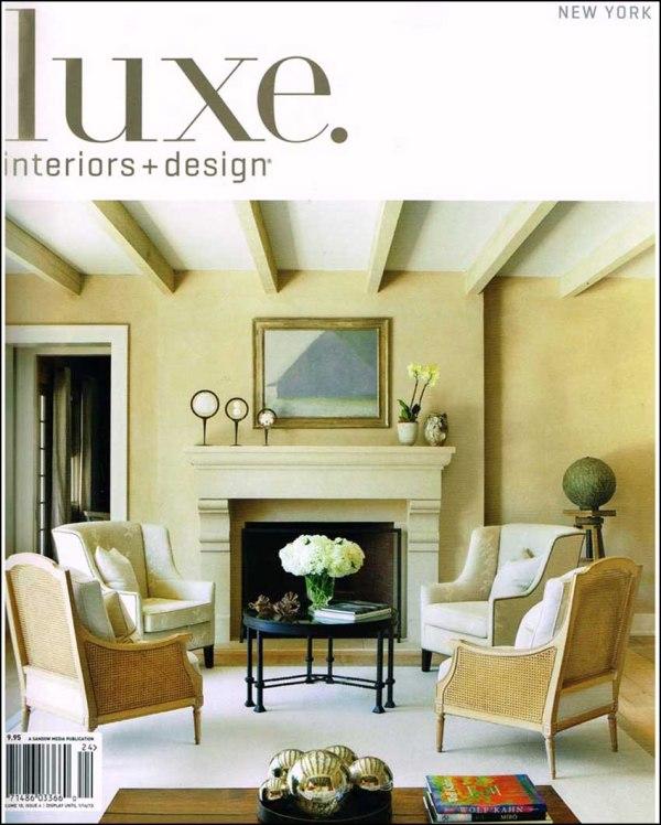 Arlene Angard Design Luxe Interior