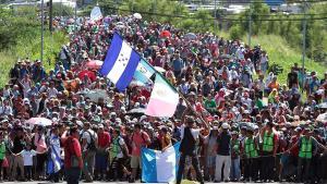 Caravana Migrante y los tiempos políticos de EU