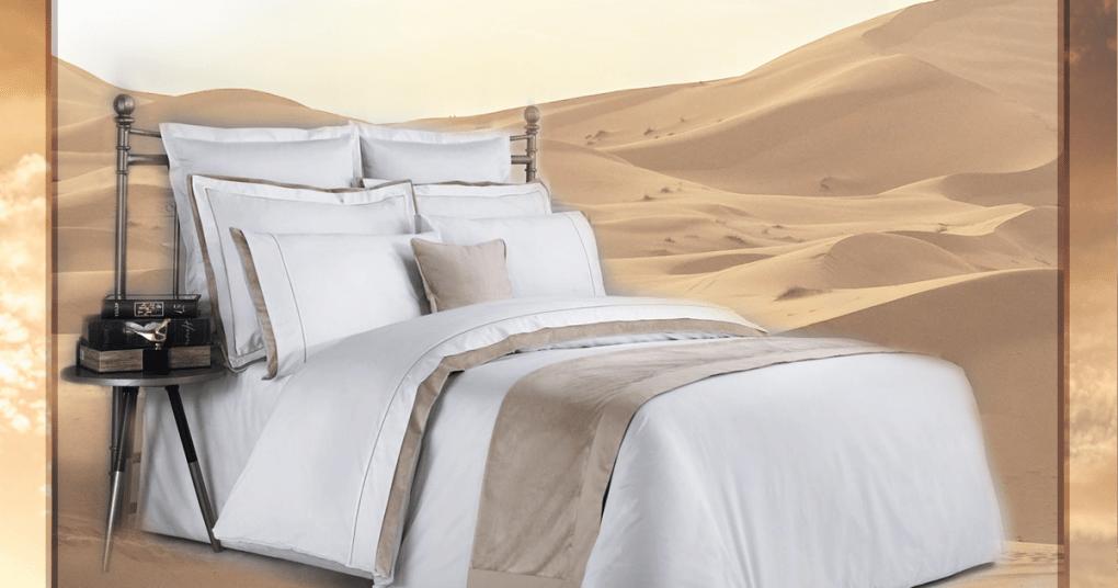 Луксозни комплекти спално бельо с материя от египетски памук