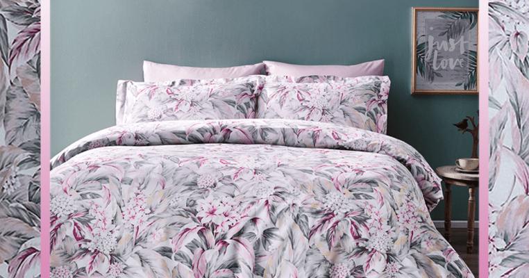 Качествени памучни платове за луксозна спалня