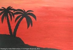 Painted by Arlen Shahverdyan. © All Rights Reserved, 2012. Painting 22