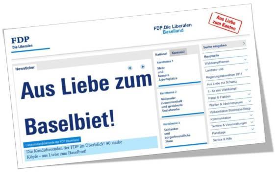 FDP: Aus Liebe…