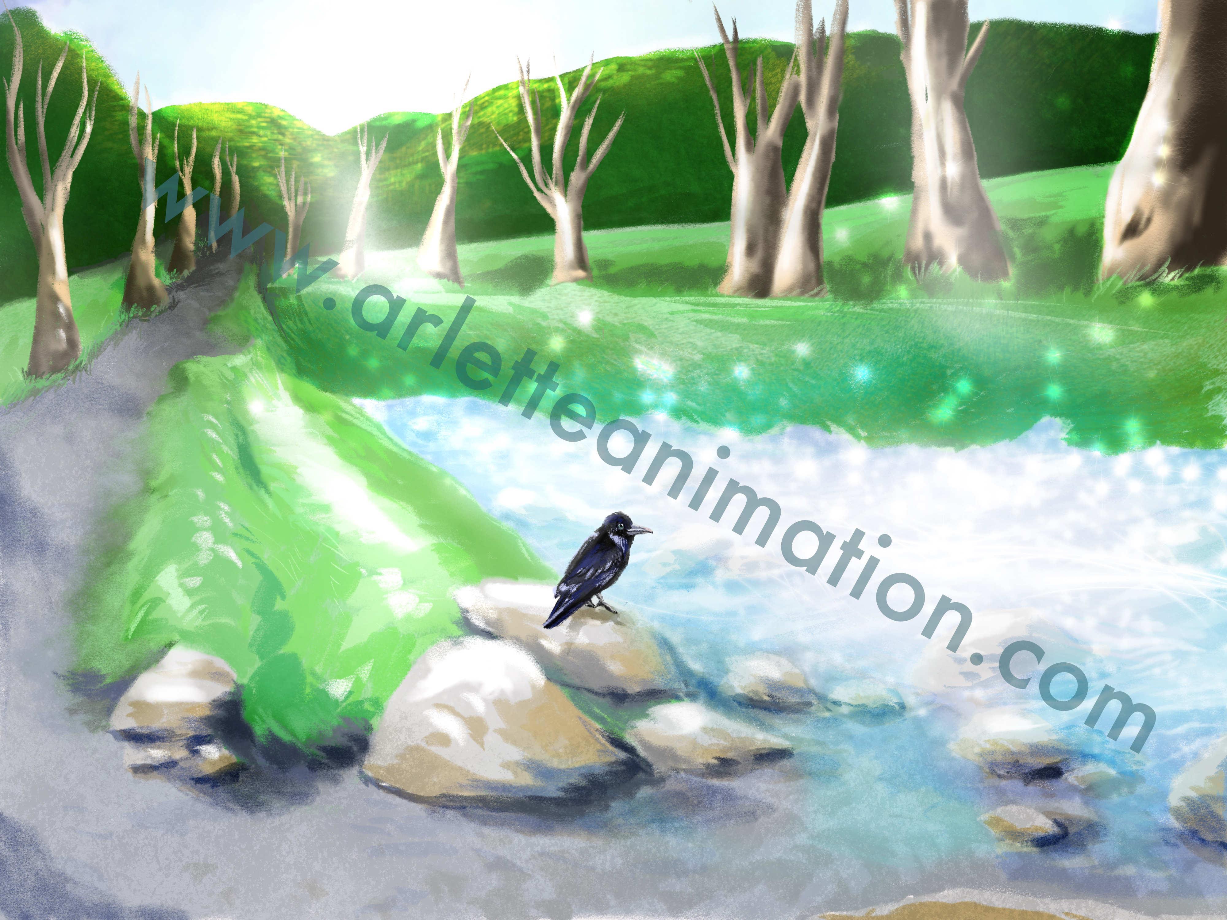 Arlette Animation
