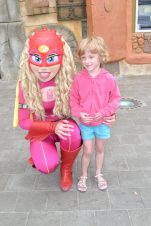 Mega Mindy in Plopsaland