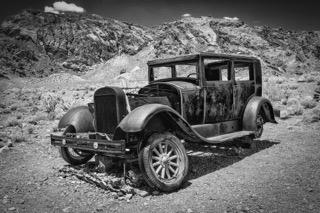 Mike Garber - Lost in the Desert