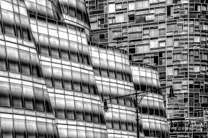 Nancy Hassman - Lines & Curves in New York City